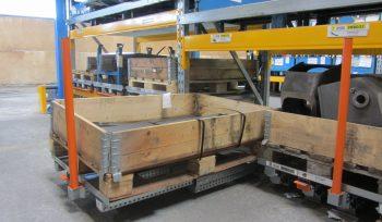 Tiroirs de stockage à plateau palette 80 x 120 – Ouverture 100%