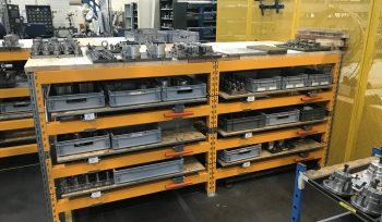 Tiroirs sur rack pour stockage d'outils